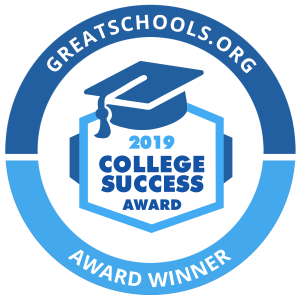 GreatSchools 2019 College Success Award Winner