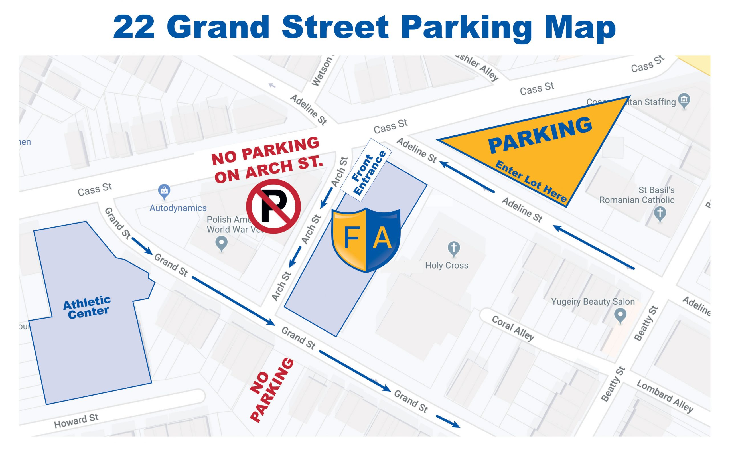 foundation-academies-22-grand-street-parking-map