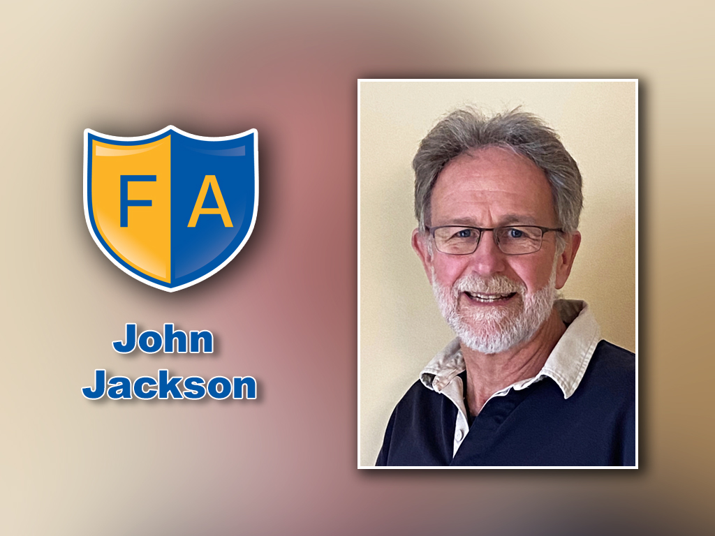 Volunteer Spotlight: John Jackson
