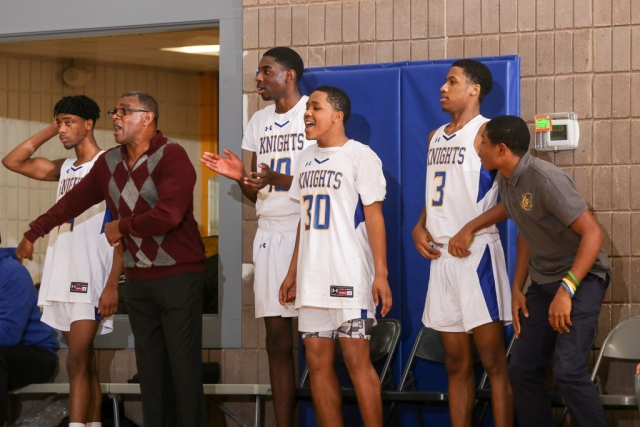 Foundation Collegiate Academy Boys Basketball