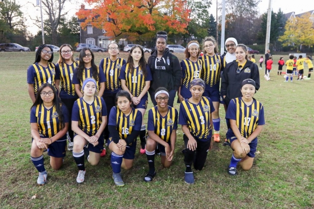 Foundation Collegiate Academy Girls Soccer