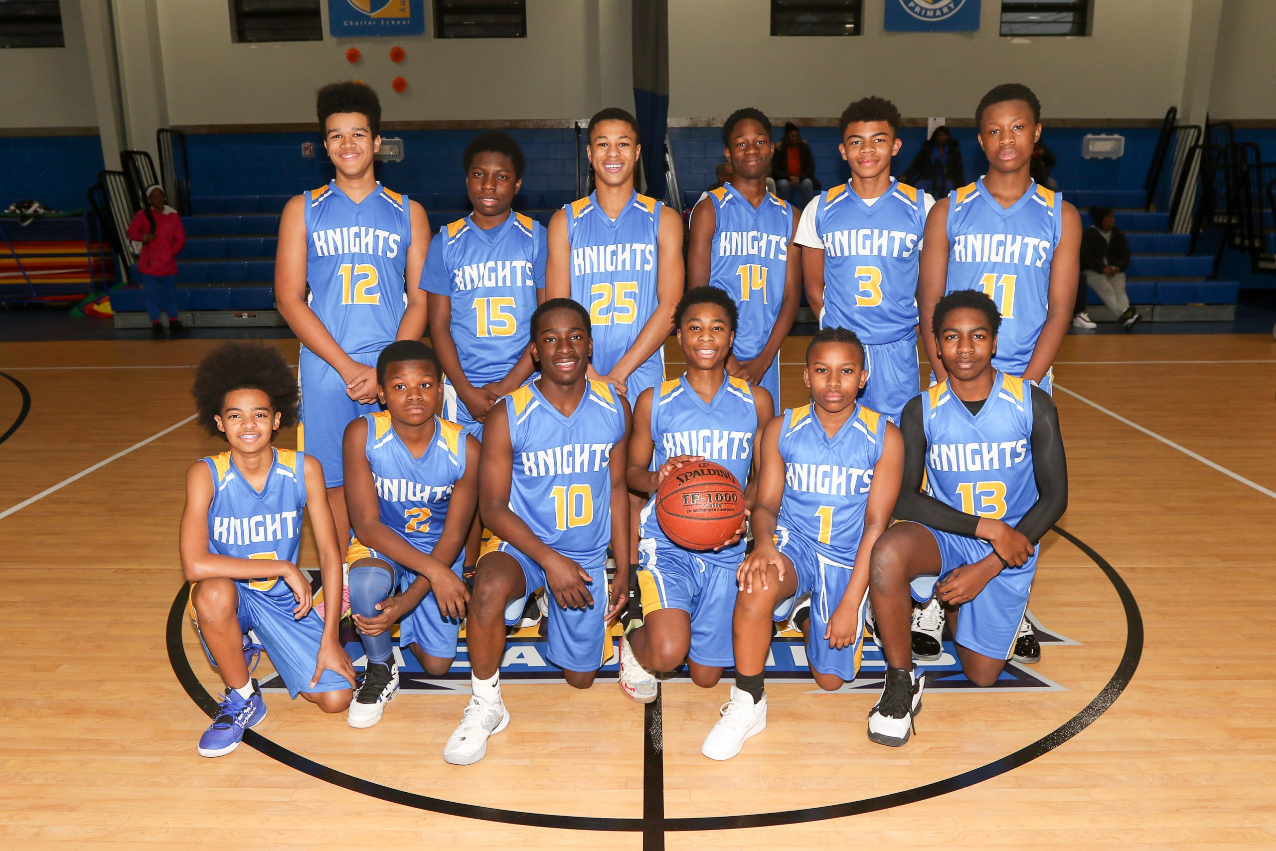 Foundation Academy Middle School Boys Basketball