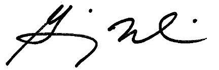 Graig-Weiss-Signature
