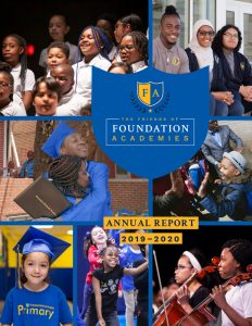 Download the Friends of Foundation Academies 2019-20 Annual Report (Xk PDF)