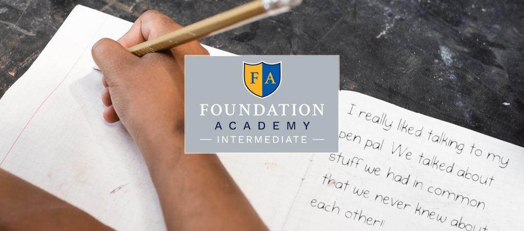 FA Intermediate 3rd Grade Pen Pals