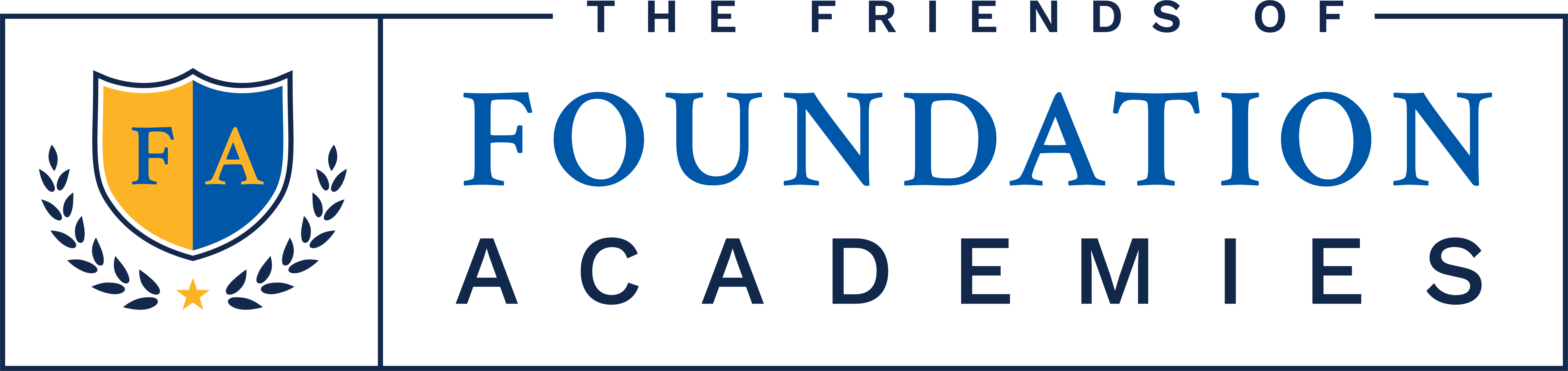 The Friends of Foundation Academies