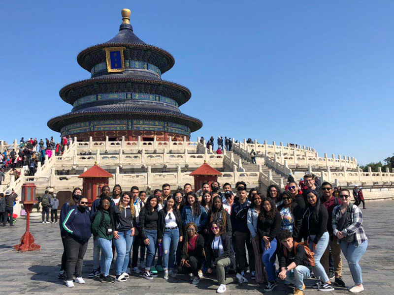 HS China Trip - Temple of Heaven