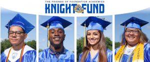 Knight Fund FA'21 Scholarship Winners