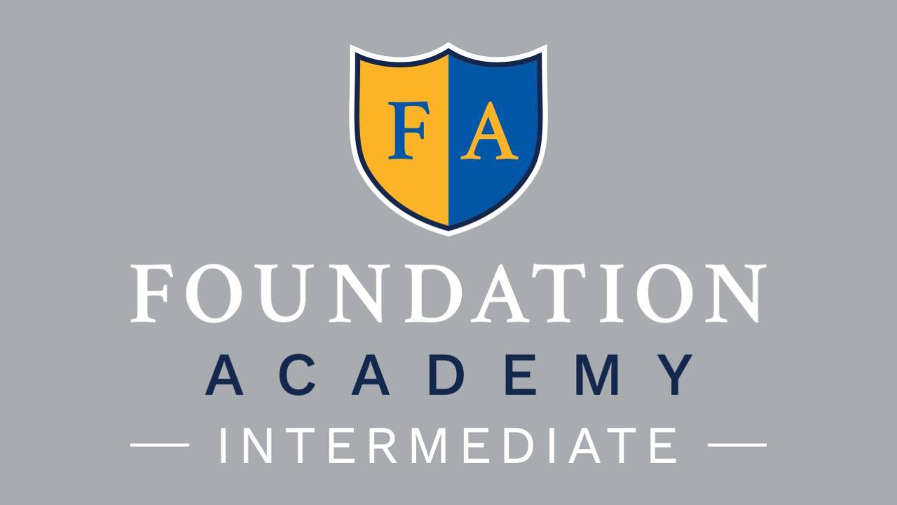 FA Intermediate