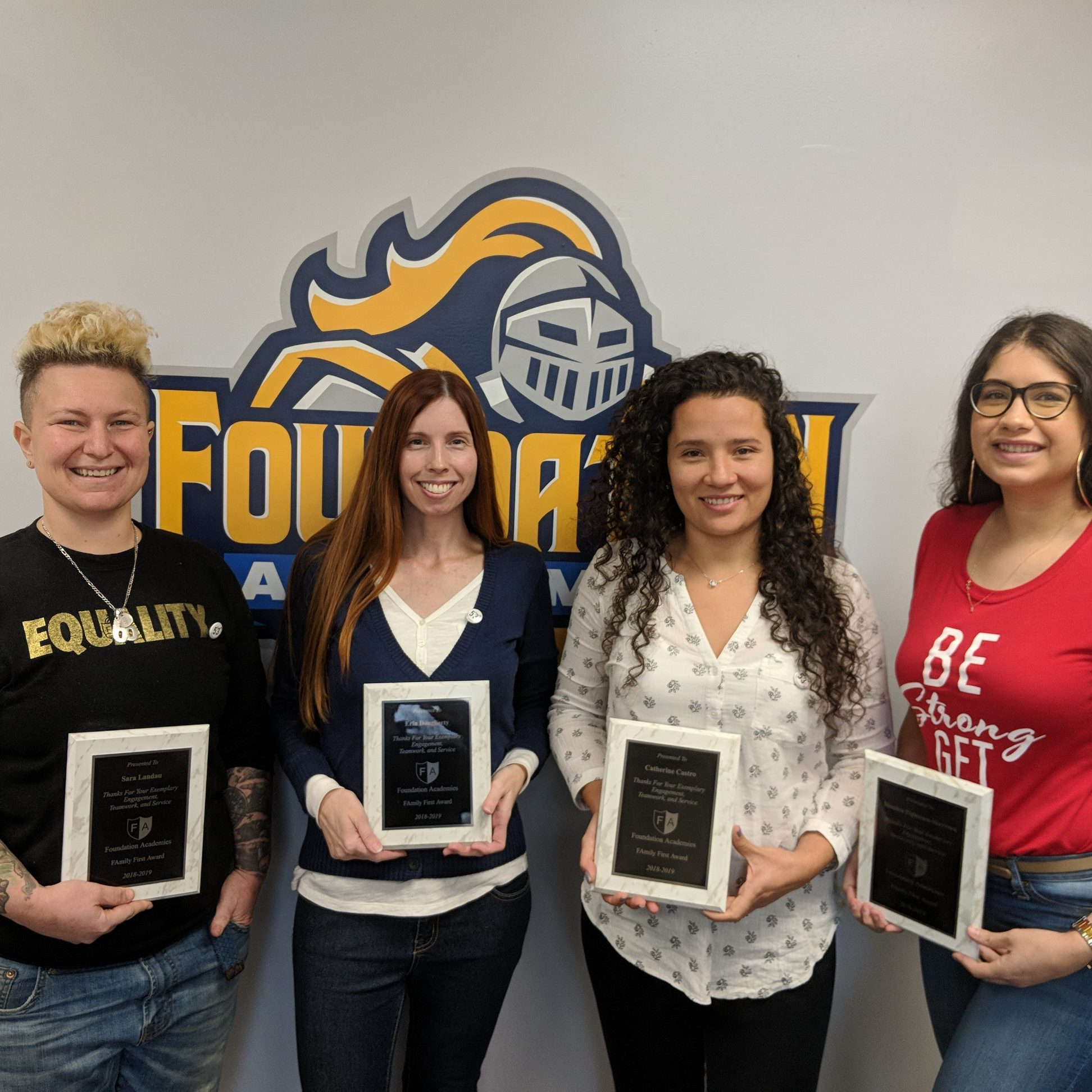 FAmily First Award 2018