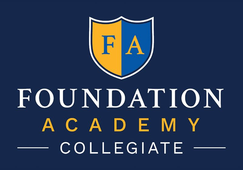 Foundation Academy Collegiate logo