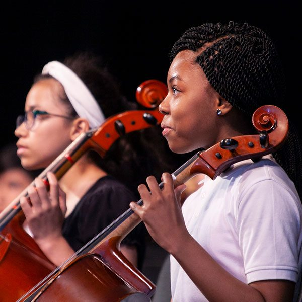 Middle School Musicians Foundation Academies
